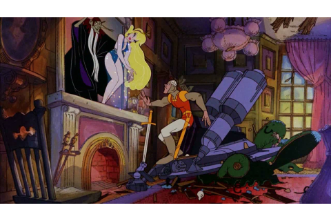 Dragon's Lair II: Time Warp - Buy and download on GamersGate