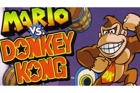 CGRundertow MARIO VS. DONKEY KONG for GBA / Game Boy ...