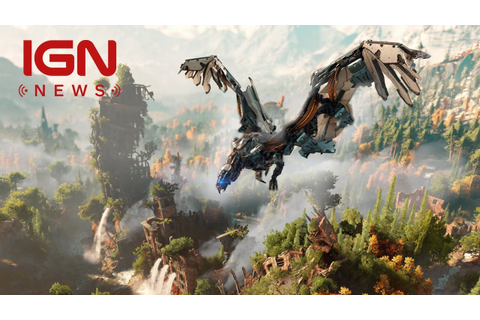 Horizon: Zero Dawn Release Date Announced - IGN News - YouTube