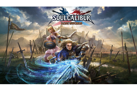 SOULCALIBUR Lost Swords |OT| Namco mission statement - NeoGAF