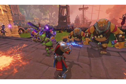 Orcs Must Die Unchained Review - F2P Orc Slaying (PS4)
