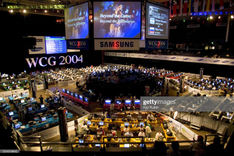 Who remembers World Cyber Games 2004? - Games - Inven Global