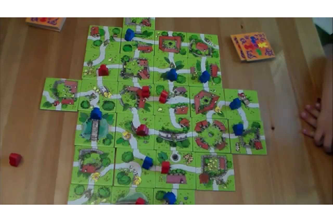 My First Carcassonne - Z-Man Games - How To & Play Through ...