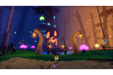 A Hat In Time Review (PS4)