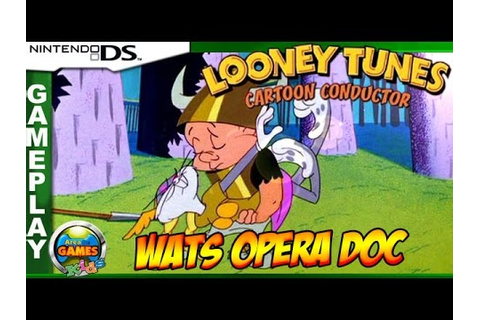 Looney Tunes:Cartoon Conductor - Wats Opera Doc - YouTube