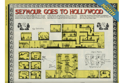 Seymour Goes to Hollywood - World of Spectrum