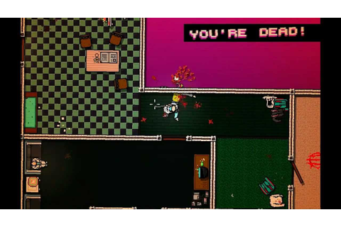 Hotline Miami gameplay - YouTube