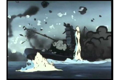 Space Battleship Yamato - WWII Sequence - YouTube