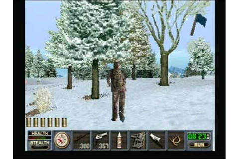 Big Game Hunter: Ultimate Challenge PS1 - Grizzly Attacks ...