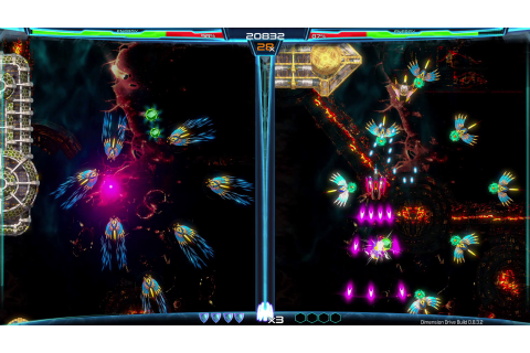 Dimension Drive (space shooter) headed to the Nintendo ...