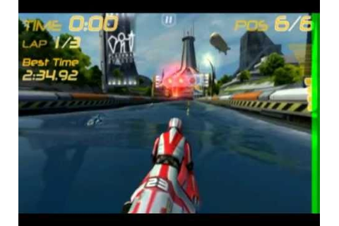 RipTide Gp Android GamePlay !!!! (Jet Ski Game) - YouTube