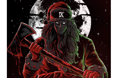 "ICE NINE KILLS Stuff Your Stocking With ""Merry Axe-Mas ..."