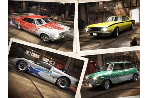 CSR Classics – Games for Android – Free download. CSR ...