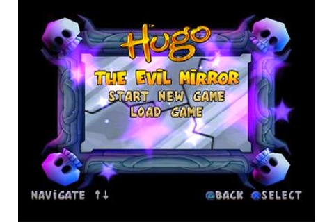 Hugo The Evil Mirror PS1 ISO | Free Download Game & Apk