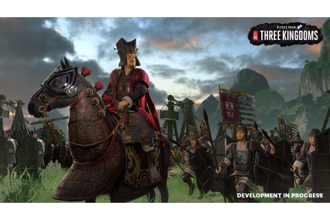 Total War: Three Kingdoms Campaign Map Revealed in This ...