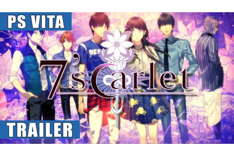 7'sCarlet - Announcement Trailer (PS Vita) - YouTube