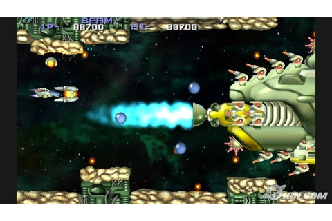 R-Type Dimensions: An HD remix of R-Type + R-Type II ...