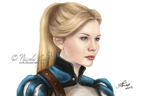 Kether Creed RPG character commission by NicoleCadet on ...