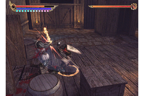 Game: Knights Of The Temple|NVIDIA