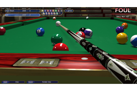 Virtual Pool 4 - Full Free Download - Plaza PC Games
