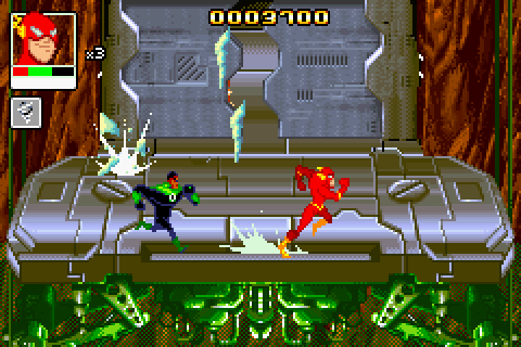 UNITING THE LEAGUE: JUSTICE LEAGUE: CHRONICLES (GAME BOY ...