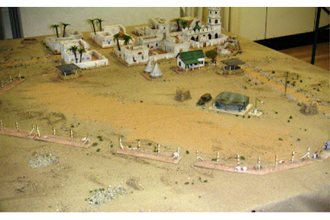 Will's Wargames Blog: Big Game - action at Tobruk