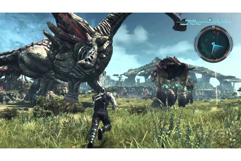 Xenoblade Chronicles X - Official E3 2015 Trailer - YouTube