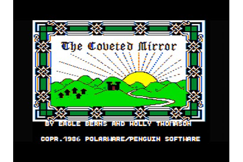 The Coveted Mirror walkthrough/longplay (Apple II ...
