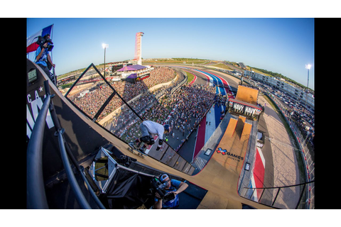 X Games Austin Big Air Doubles - Teams Announced - YouTube