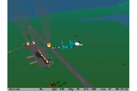 SU-27 Flanker (1995) - PC Review and Full Download | Old ...