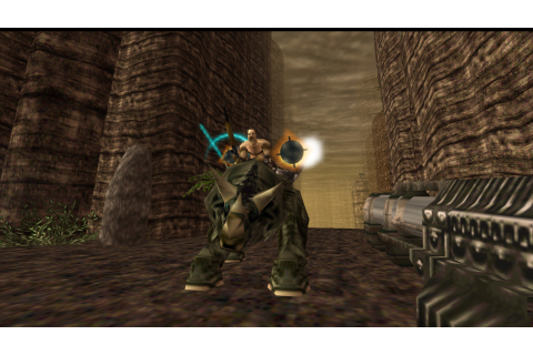 N64 classic Turok: Dinosaur Hunter is being remastered for ...