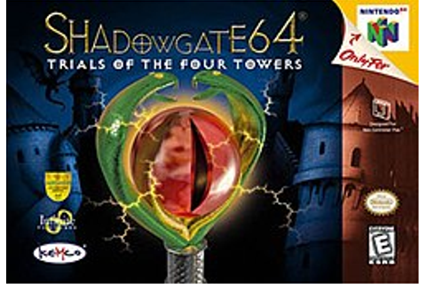 Shadowgate 64: Trials of the Four Towers - Wikipedia