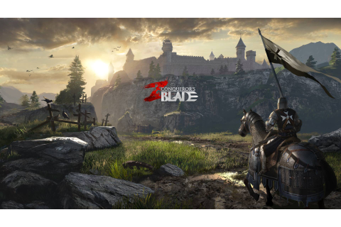Conqueror's Blade Interview - A Medieval MMO War PC Game ...