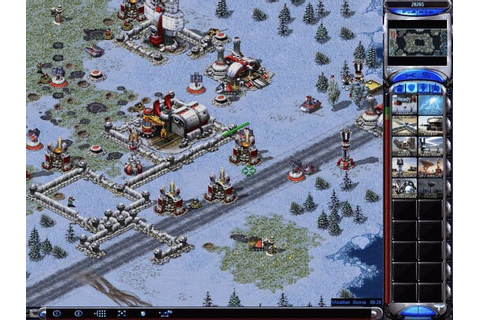 Command & Conquer: Red Alert - Freeware RTS PC Games ...