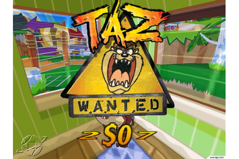 Taz: Wanted Screenshots, Pictures, Wallpapers - PC - IGN