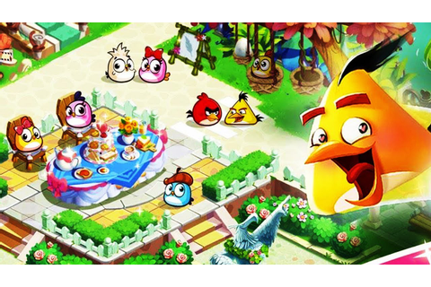 Angry Birds Blast Island /NEW Angry Birds Puzzle Adventure ...