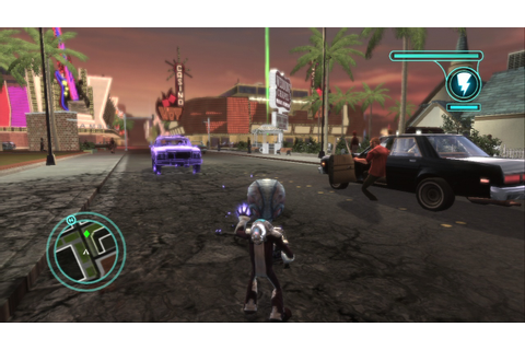 Destroy All Humans ! En Route Vers Paname ! sur PS3 - 2 ...