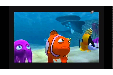 "Finding Nemo the game ""The Drop Off"" In 1:56:41 - YouTube"