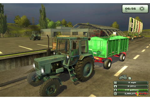 Farming Simulator 2013 Free Download PC Game Full Version ...
