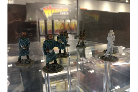 Wargame News and Terrain: Warlord Games: Doctor Who Dalek ...