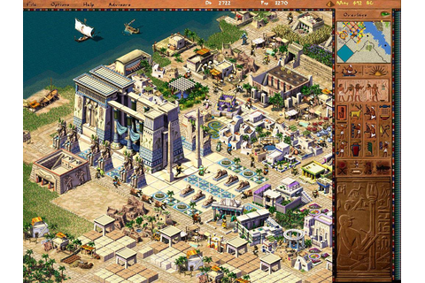 Any Pharaoh and Caesar like games? : ipad