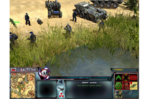 Act Of War Direct Action Game - Free Download Full Version ...