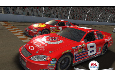 NASCAR 06 - Total Team Control (USA) ISO