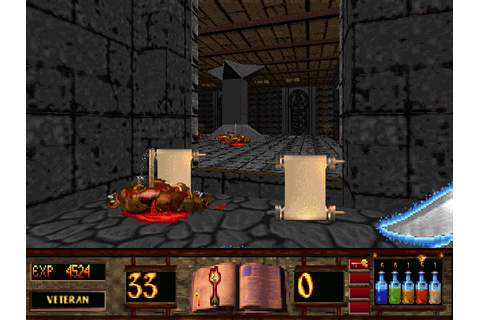 Download Witchaven II: Blood Vengeance - My Abandonware