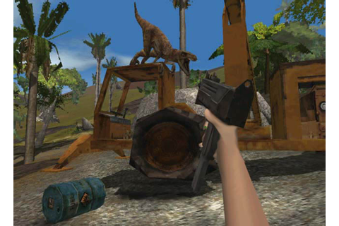 Jurassic Park The Game - ANAQIN GAME'S