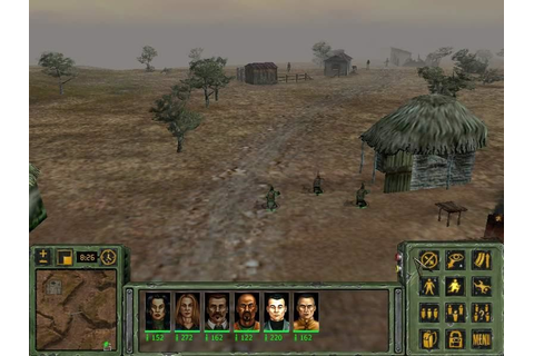 Shadow Company: Left for Dead (1999 - Windows). Ссылки ...