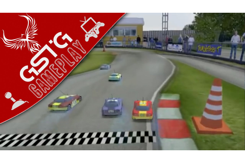 Big Scale Racing [GAMEPLAY] - PC - YouTube