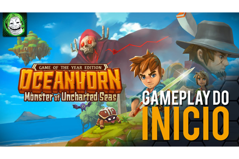 Oceanhorn : Monster of Uncharted Seas | PC Gameplay PT-BR ...