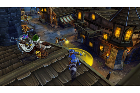 Test Sly Cooper : Thieves in Time sur PS3