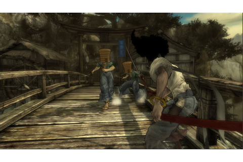 Amazon.com: Afro Samurai - Xbox 360: Artist Not Provided ...